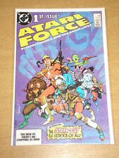 ATARI FORCE #1 NM (9.4) DC BRIAN BOLLAND COLLECTION WITH SIGNED CERT