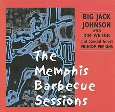 JOHNSON,BIG JACK / WILSON,KIM-Memphis Bbq Sessions CD NEW