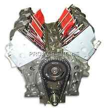 Reman 96-99 Chevy 3.4 GM 207 VIN E Long Block Engine