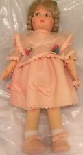 LENCI TORINO ITALY CLOTH VINTAGE DOLL ORIGINAL LABEL