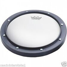 "Remo 10"" Grey Tunable Drum Practice Pad Model # RT001000"
