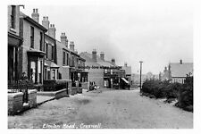 pt1328 - Elmton Road , Creswell , Derbyshire - photograph 6x4