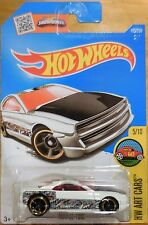 2016 Hot Wheels Q Case HW Art Cars Muscle Tone Combine Shipping World Wide