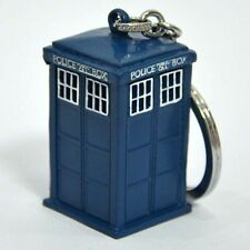 New & Hot BBC Doctor Who TARDIS A telephone booth 3D Molde Keychain Key chain