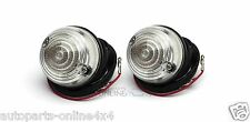 LAND ROVER DEFENDER 90/110 - FRONT SIDE LIGHT / LAMPS (2) - RTC5012
