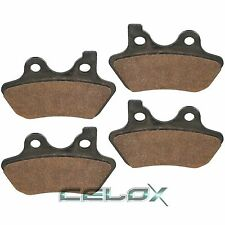 Front Brake Pads For Harley Davidson FLHR FLHRCi FLHRi 1450 Road King 2005 2006