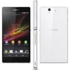 Sony Ericsson Xperia Z C6603 Unlocked 16GB 13.0MP 4G LTE Mobile Phone  ( White )
