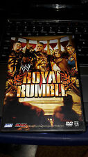 WWE Royal Rumble 2006 DVD - Wrestling (Edge vs. Cena) WWF ECW