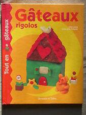 Gateaux rigolos - Gouter d'enfant bricolage activité manuelle Anniversaire