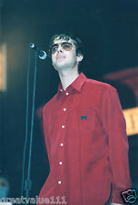 OASIS PHOTO UNRELEASED IMAGE HUGE 12 INCH LONDON 1999 UNIQUE EXCLUSIVE  GEM RARE