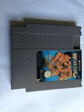 Nintendo Nes Game Cart Tecmo Wrestling Cart Only Pal region