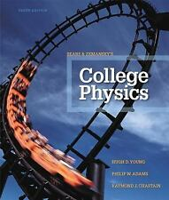 College Physics - Raymond Chastain Hugh Young & Philip Joseph 10th Edition HC