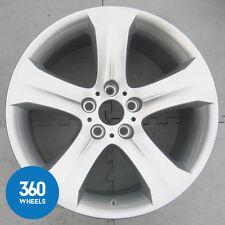 """1 X Genuine BMW X6 19"""" 258 estrellas habló E71 E72 10J trasero de aleación rueda 36116778587"""