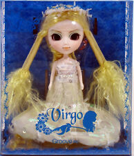 "Jun Planning Groove LP-407 LITTLE PULLIP VIRGO Doll 4.5"" mini zodiac horoscope"