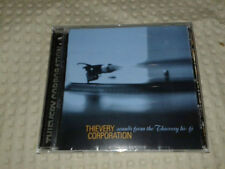 cd musica THIEVERY CORPORATION SOUNDS FROM THE THIEVERY HI-FI