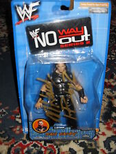 MATT HARDY WWE WWF Exclusive No Way Out Series 2 Figure AUTOGRAPHED RARE HOT