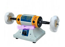 Multi-use Polishing Machine Lathe sander grinder Buffing Motor 0-10000rpm 320W t