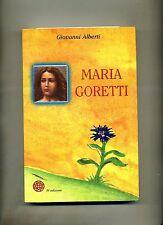Giovanni Alberti # MARIA GORETTI # 2003