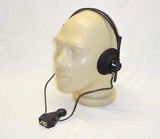 VTG Original Russian Soviet Microphone and headset (Without Helmet)for Tank