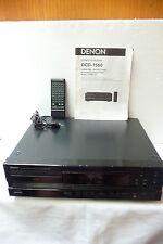 Denon DCD-1560 CD-PLayer + FB + Gebrauchsanleitung , TOP !