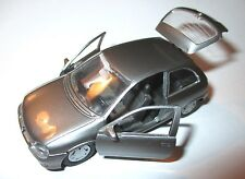 "Opel Corsa B ""GSi"" in grau grise grey metallic, GAMA in 1:43!"