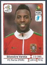 PANINI EURO 2012- #274-PORTUGAL-PORTO-SILVESTRE VARELA