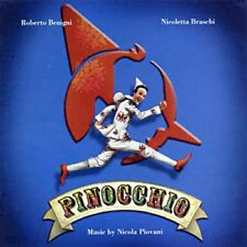 Nicola Piovani: Pinocchio: (New CD)