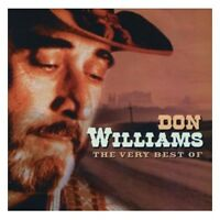 DON WILLIAMS ( BRAND NEW CD ) VERY BEST OF / GREATEST HITS COLLECTION