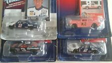 LOT OF 4 1998 PIT CREW CARS WINNERS CIRCLE NEW