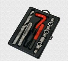 15 Piece Thread Repair Tool Set M14  X 1.25 X 12.4 mm  - Helicoil Coils