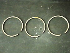 NOS OMC Johnson Evinrude Small Boat Engine Vintage V Piston Ring Set QTY3 380108