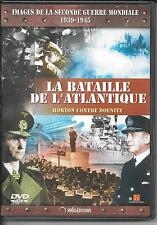 DVD ZONE 2--DOCUMENTAIRE--BATAILLE DE L'ATLANTIQUE - HORTON VS DONITZ