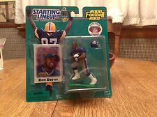 2000 Extended STARTING LINEUP NFL Ron Dayne New York Giants Football Kenner SLU