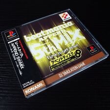 Beatmania Append 5thMix PS1 PlayStation Game JAPAN Import NTSC-J W/OBI #200-5