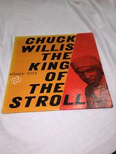 Chuck Willis LP - Atlantic 8018 - King of the Stroll
