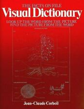 Visual Dictionary (Facts on File), Corbeil, Jean-Claude, 0816015449, Book, Accep