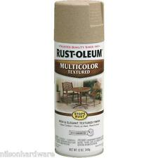 3 Pk Desert Bisque RustOleum Stops Rust MultiColor Textured Spray Paint 223524