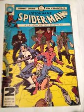 L'etonnant Spiderman # 105/106 Edition Heritage Punisher Appearance