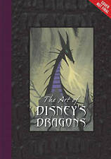 Art of Disney's Dragons, The (Disney Editions Deluxe), Tom Bancroft, Very Good B