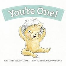 You're One! (Year-by-Year Books), Oceanak, Karla, Good Book