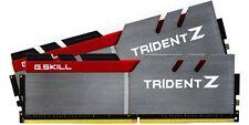 G.SKILL 16GB (2 x 8GB) TridentZ Series DDR4  3200MHz DIMM F4-3200C14D-16GTZ
