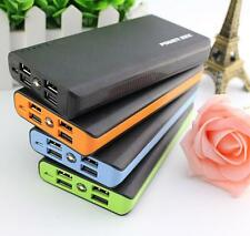 External 50000mAh  Power Bank Pack Portable Battery Charger Mobile Phone  4 USB