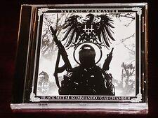 Satanic Warmaster: Black Metal Kommando / Gas Chamber CD 2016 Werewolf Recs NEW