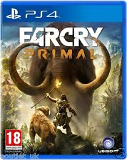 Far Cry Primal PS4 - FarCry Gioco per Sony Playstation 4 NUOVO E SIGILLATO