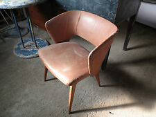 Ancien Fauteuil Scandinave Vintage design xx eme french antique