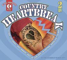 K-Tel Presents: Country Heartbreak CD