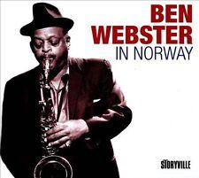 Ben Webster in Norway, New Music