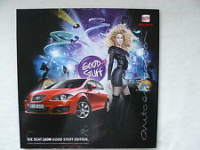Seat Leon - Sondermodell Good Stuff Edition - Prospekt Brochure 03.2010