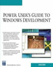 Power User's Guide to Windows Development (Programming Series)-ExLibrary