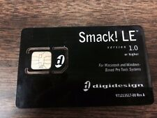 Avid Digidesign Smack! LE Plug in iLok Activation Card No Transfer Fee